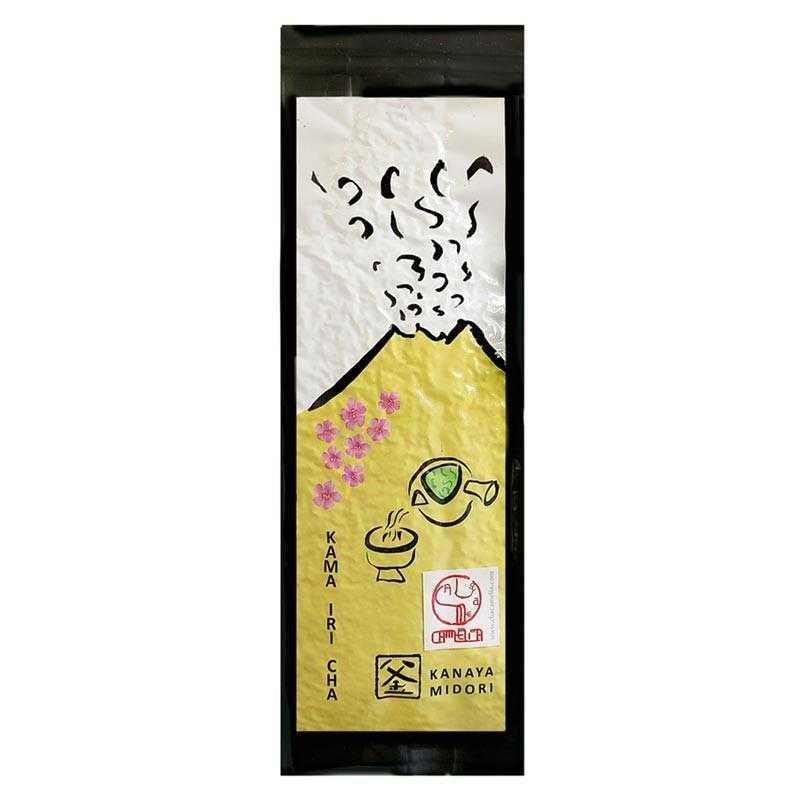 Kamairicha Kanaya Midori - Chá Verde