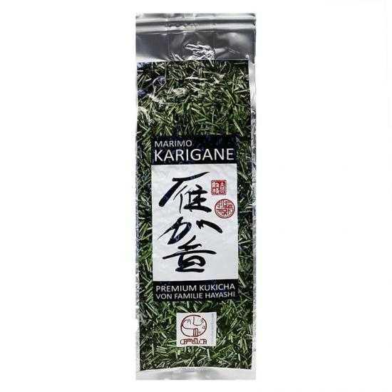 Kukicha Karigane Premium Chá Verde