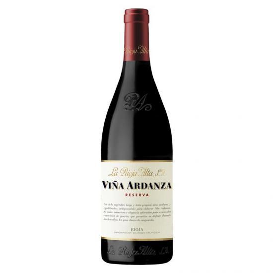La Rioja Alta Viña Ardanza Reserva 2009 Red