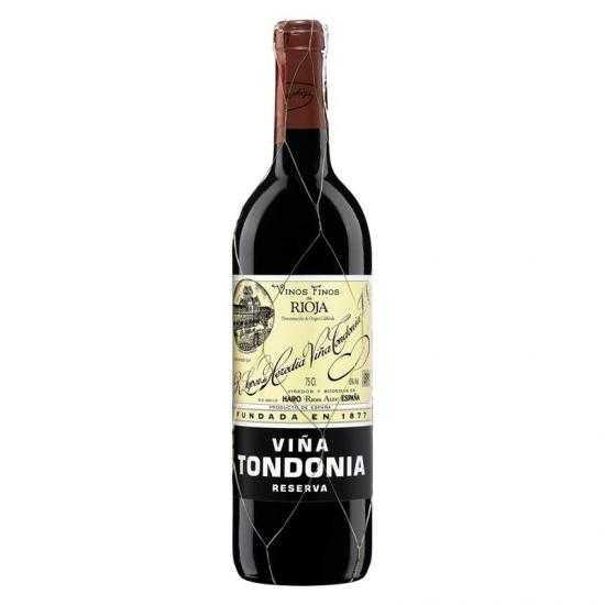 López Heredia - Viña Tondonia Reserva 2007 Tinto