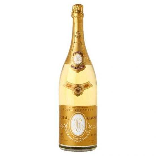 Louis Roederer Cristal 2007 Champagne - 150cl