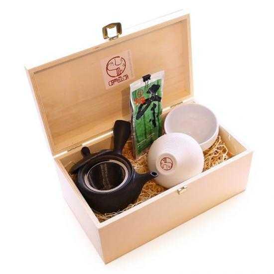 Camélia Bowl - Portuguese Set with Tea