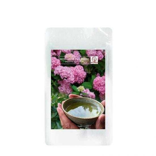 Morimoto Chá Verde em saquetas individuais