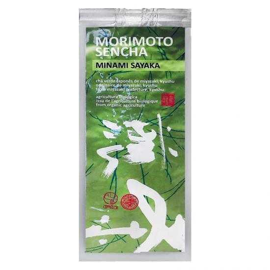 Morimoto Sencha Minami Sayaka Chá Verde Bio