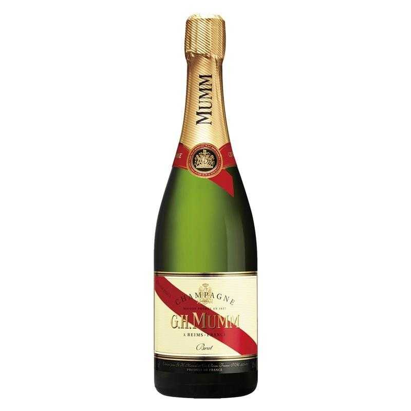 Mumm Cordon Rouge Champanhe