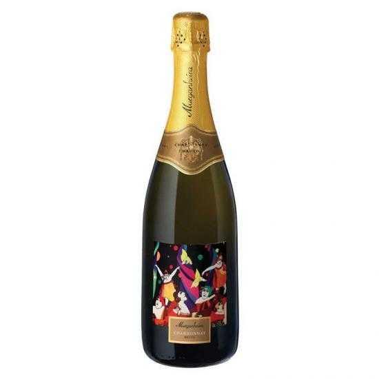 Murganheira Chardonnay Bruto Sparkling Wine