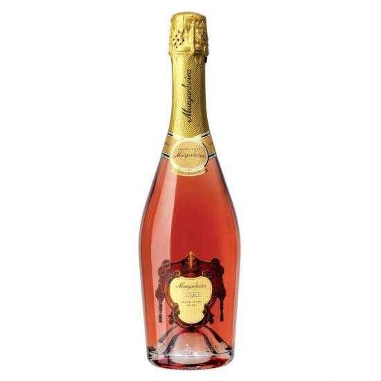 Murganheira Czar Grand Cuvée Rosé Bruto Sparkling