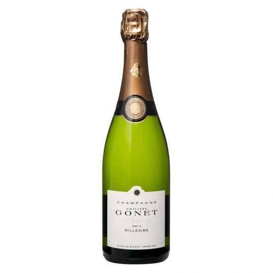 Philippe Gonet Blanc de Blancs Grand Cru Millésime 2008 Champagne
