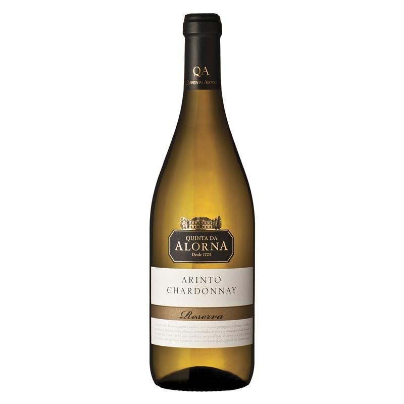 Quinta da Alorna Reserva Arinto & Chardonnay Branco