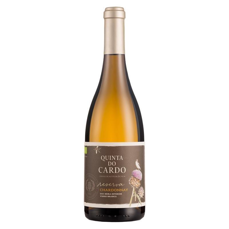 Quinta do Cardo Reserva Chardonnay 2015 Branco