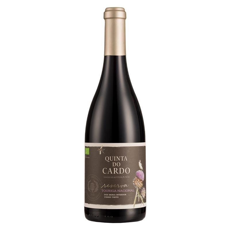 Quinta do Cardo Reserva Touriga Nacional 2014 Red