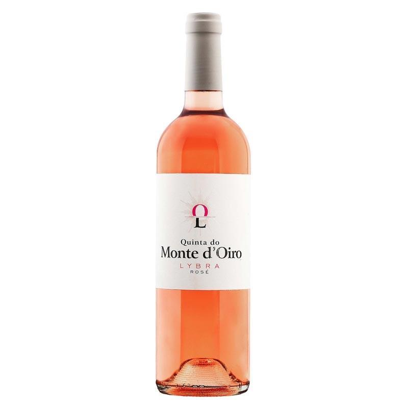 Quinta do Monte d\'Oiro Lybra 2017 Rosé