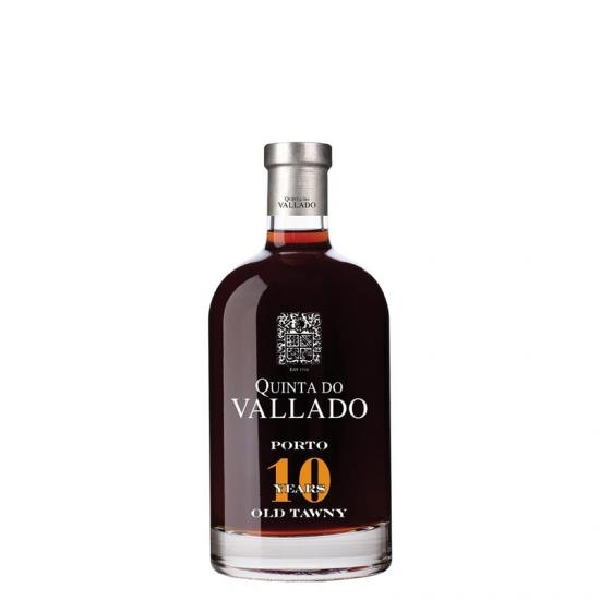Quinta do Vallado Tawny 10 Anos Port - 50cl