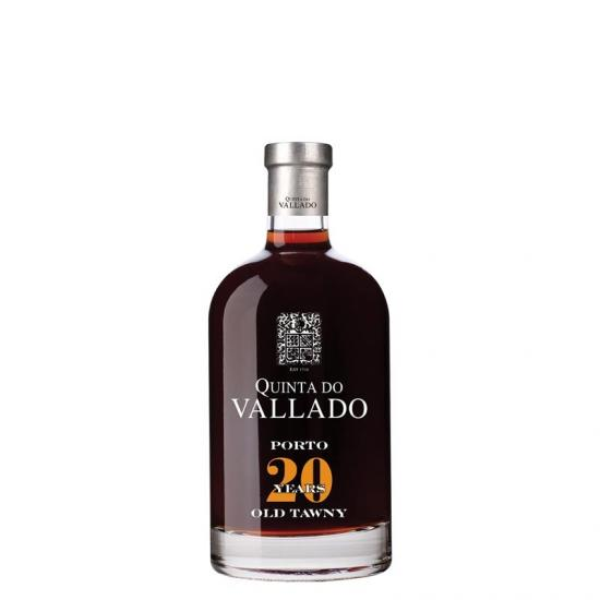 Quinta do Vallado Tawny 20 Anos Port - 50cl