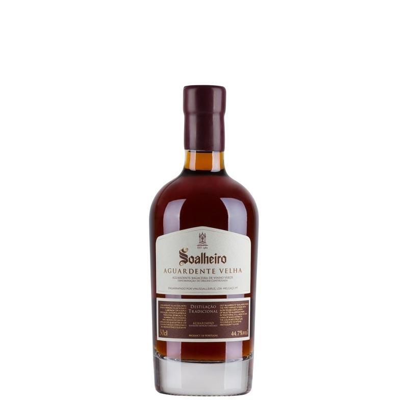 Soalheiro Old Bagaceira Brandy - 50cl