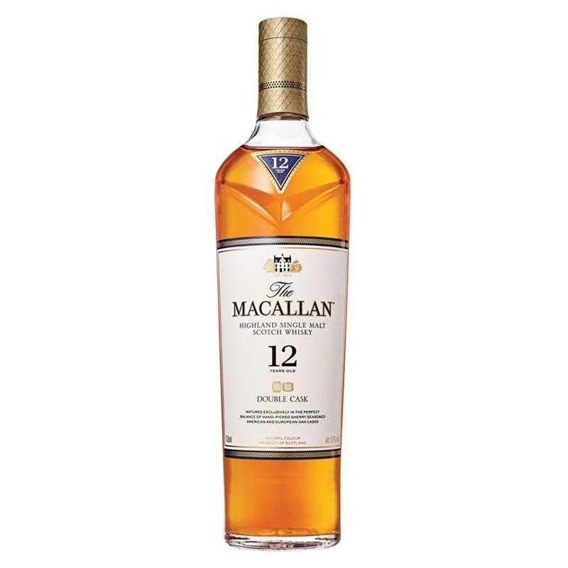 The Macallan 12 anos Double Cask Whisky
