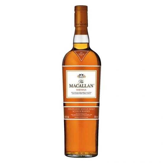 The Macallan Sienna Whisky