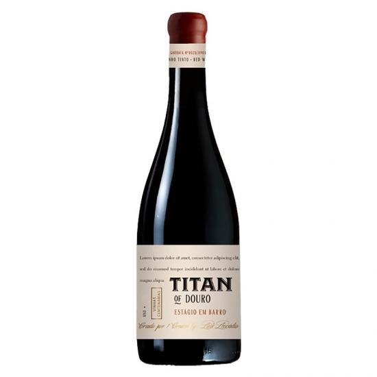 Titan of Douro Estágio em Barro 2017 Tinto