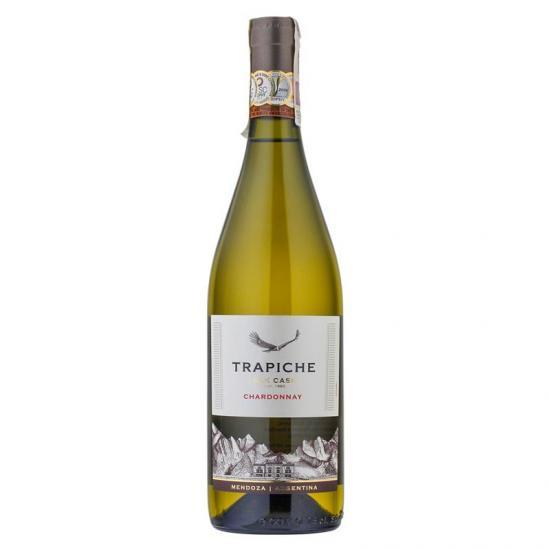 Trapiche Oak Cask Chardonnay White