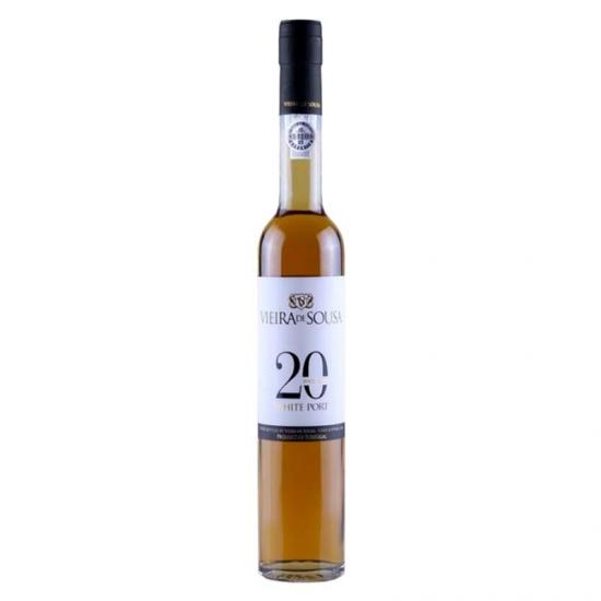 Vieira de Sousa 20 Years White Port - 50cl