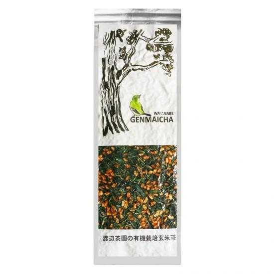 Watanabe Genmaicha Green Tea with toasted rice