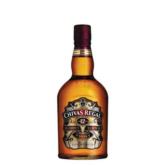 Chivas Regal 12 Year Old Whisky