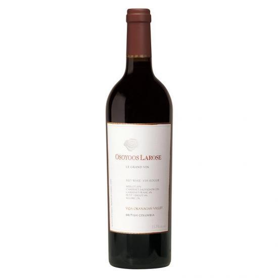 Osoyoos Larose Le Grand Vin 2008 Tinto