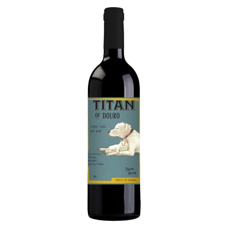 Titan of Douro Red