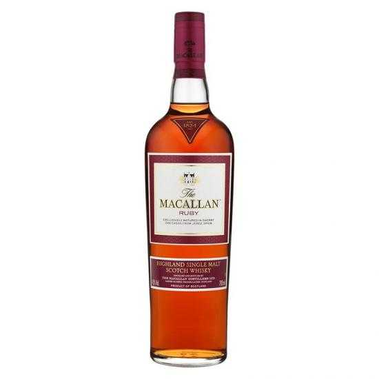 The Macallan Ruby Whisky