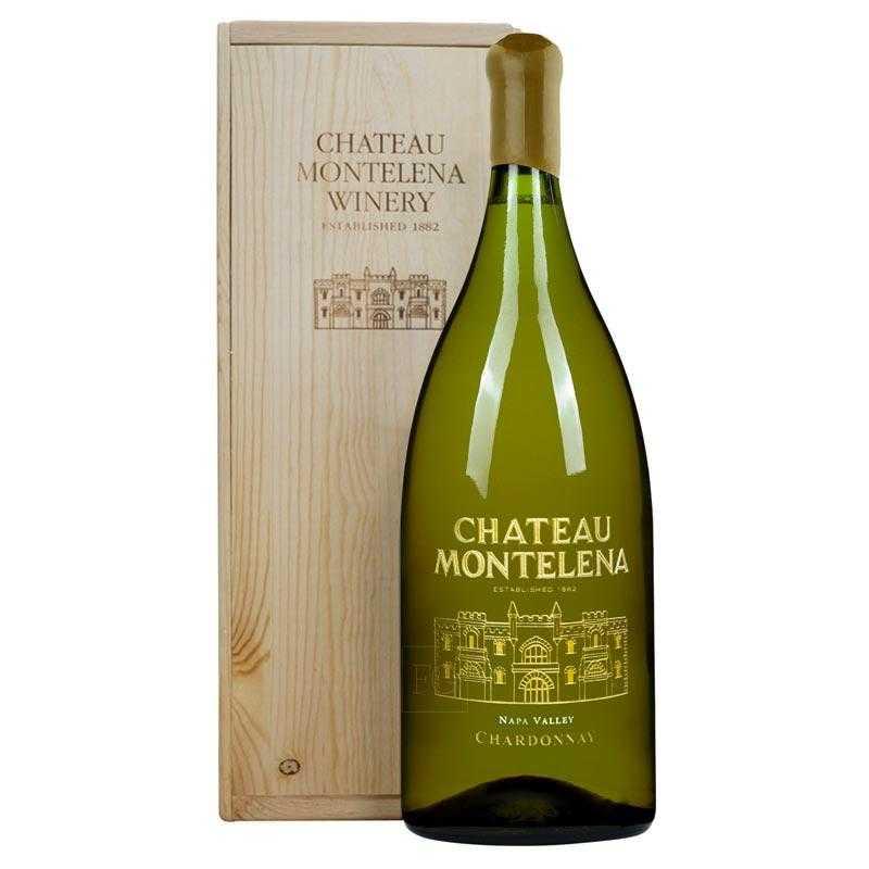 Chateau Montelena Chardonnay 2016 Branco - 500cl