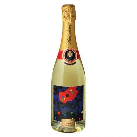 Murganheira Extrême de Pinot Blanc Brut Sparkling Wine