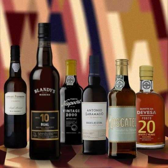 Portuguese Fortified Wines Pack