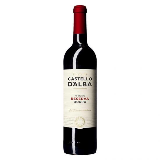 Castelo D'Alba Reserva 2017 Red