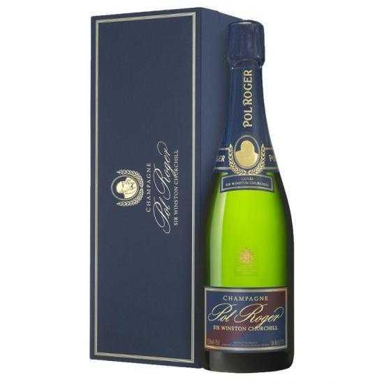 Pol Roger Cuvée Sir Winston Churchill 2008 Champagne