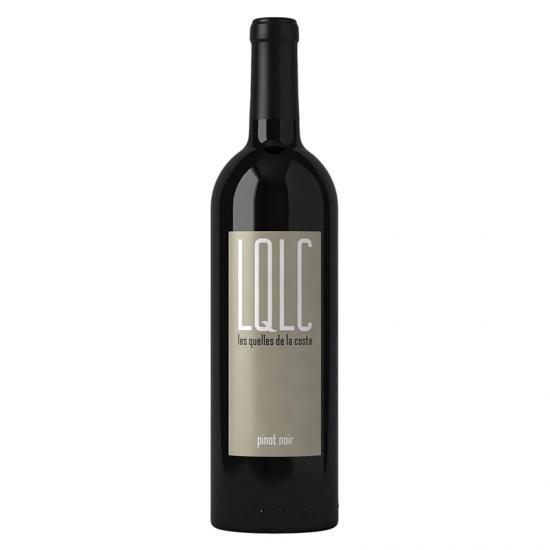 LQLC Les Quelles de la Coste Pinot Noir 2014 Red