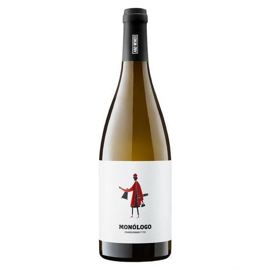 Monólogo Chardonnay P706 2018 White