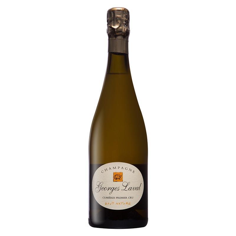 George Laval Cumières Premier Cru Brut Nature 2017 Champagne