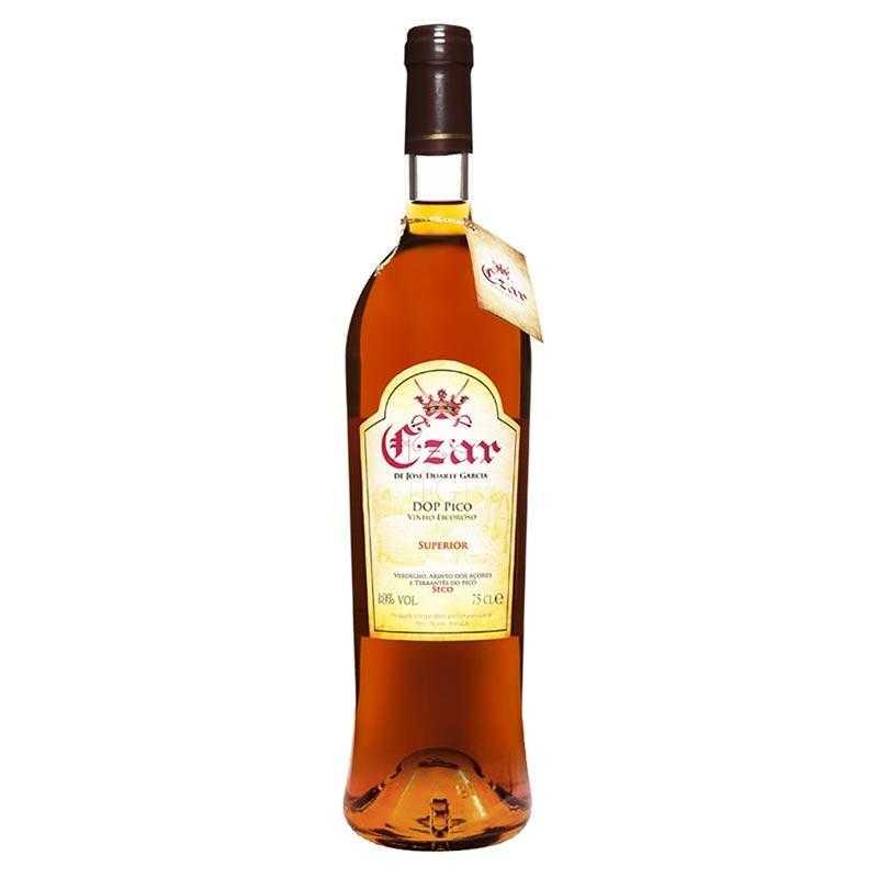 Czar Private Reserve Seco Licoroso DOP Pico 2011 Liquer Wine
