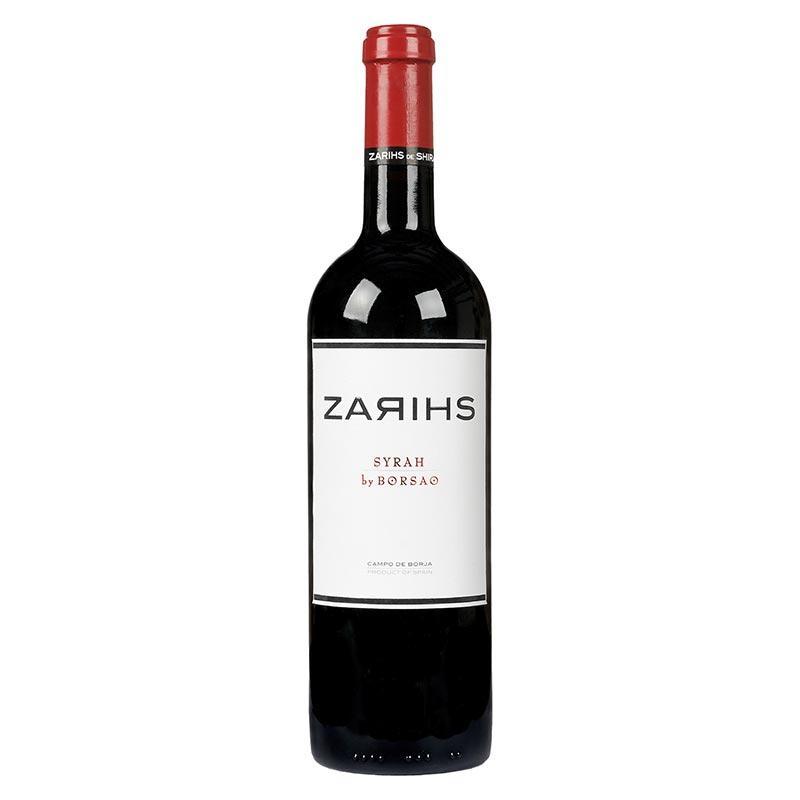 Zarihs Syrah by Borsao 2016 Red