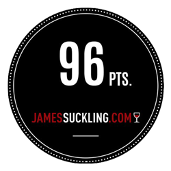 James Suckling 96pts