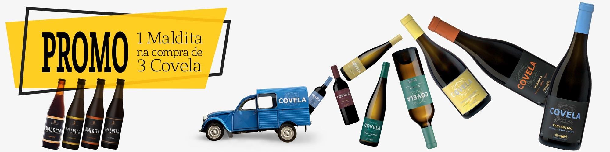 Promo Covela + Maldita